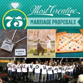 Romantic Marriage Proposal Ideas
