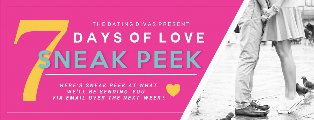 Dating divas 7 days of love