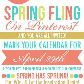 Emily - Spring Fling- Save the Date