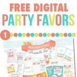 Your FREE Spring Fling Party Favors!