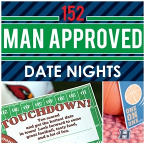 152 Man Approved Date Nights