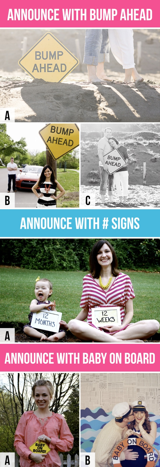 50 Creative Pregnancy Announcements The Dating Divas – Cute Christmas Baby Announcements