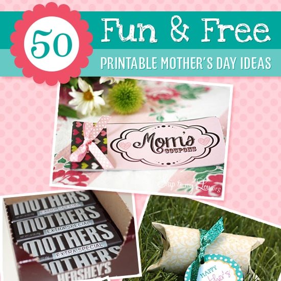 50 Fun Free Mother S Day Ideas