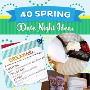 Spring Date Ideas