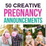60 Cool and Unique Pregnancy Announcements You'll Love