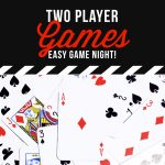 Try These 2 Player Card Games