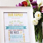 DIY Family Mission Statement