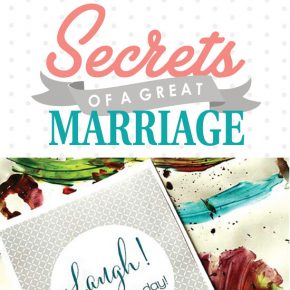 Secrets of a Great Marriage