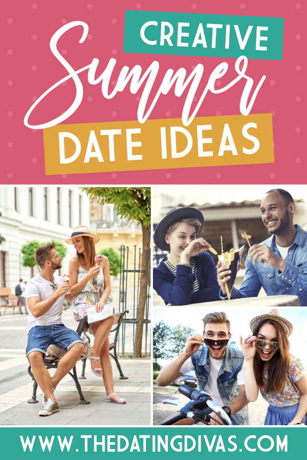 Summer Dates You'll Love!! Creative date ideas to get you lovin' your spouse all Summer long! Add these to your #SummerBucketList #SummerDates #CreativeDateIdeas