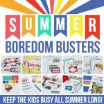 Summer Activities for Kids Pack