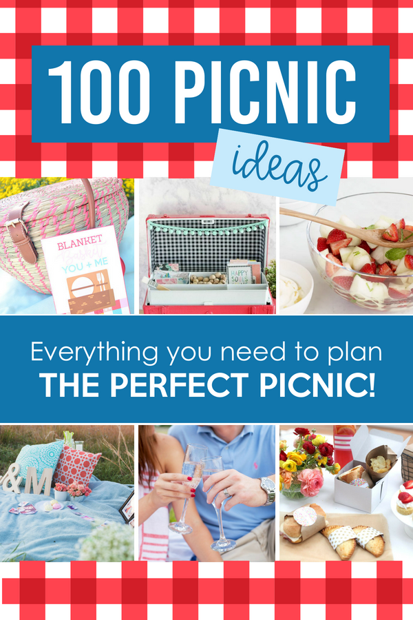 Take Your Sweetie On The BEST Picnic Date Ever With This List Of Ideas