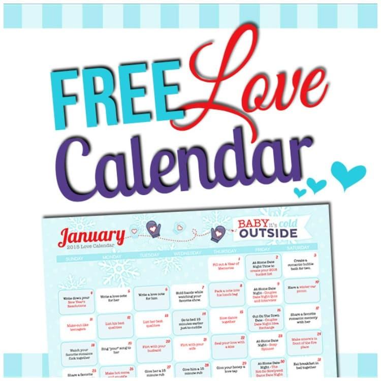 Dating divas january calendar