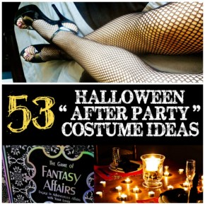 53 Halloween After Party Costume Ideas