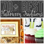 70 + FUN Halloween Traditions