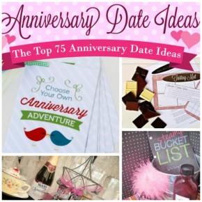 75 Anniversary Date Ideas