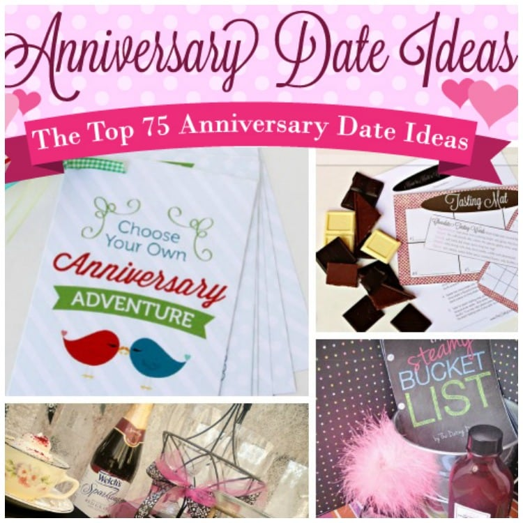 Which anniversaries to celebrate when dating
