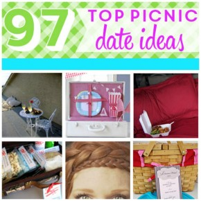 97 of the Best Picnic Date Ideas