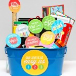 DIY Back to School Gift Basket
