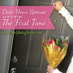 Go on a Blind Date – With Your Spouse!