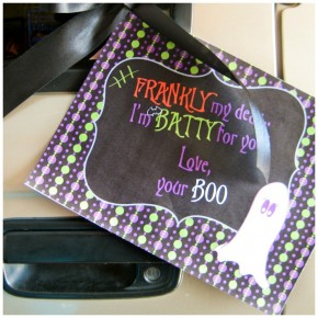 Boo Love Notes