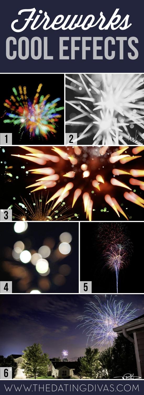 Cool Firework Effects