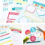 "DIY Gift: ""I Love Us"" Printable Book"
