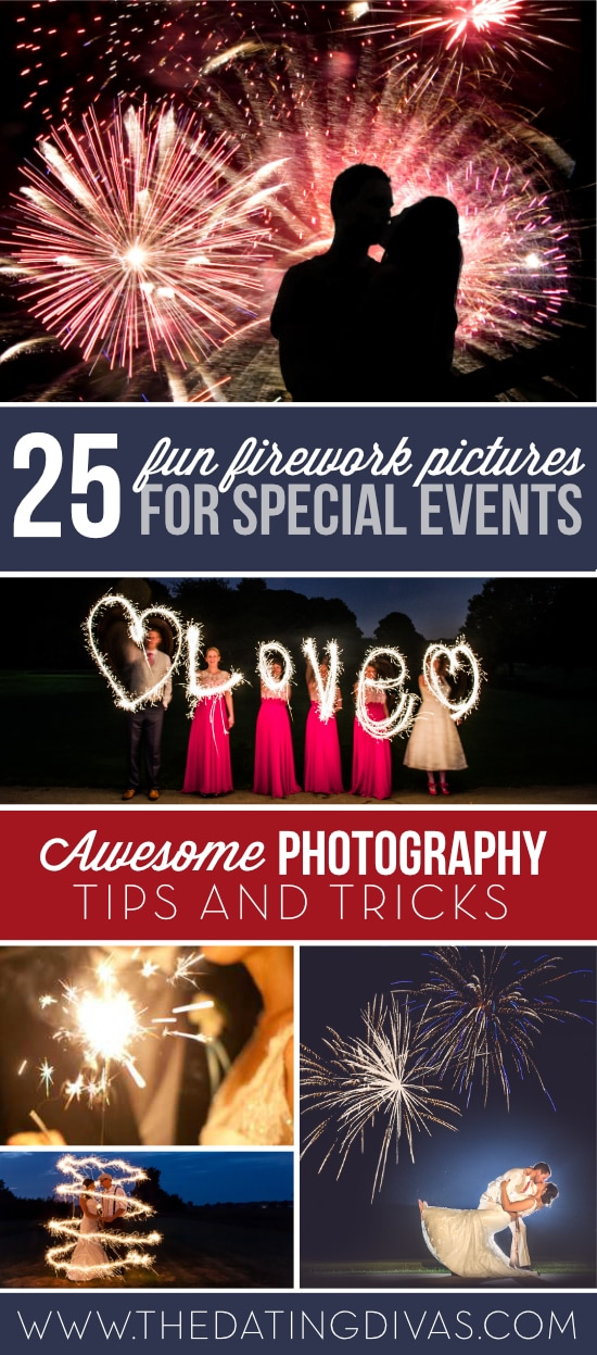 25 Fun Firework Pictures for Special Events