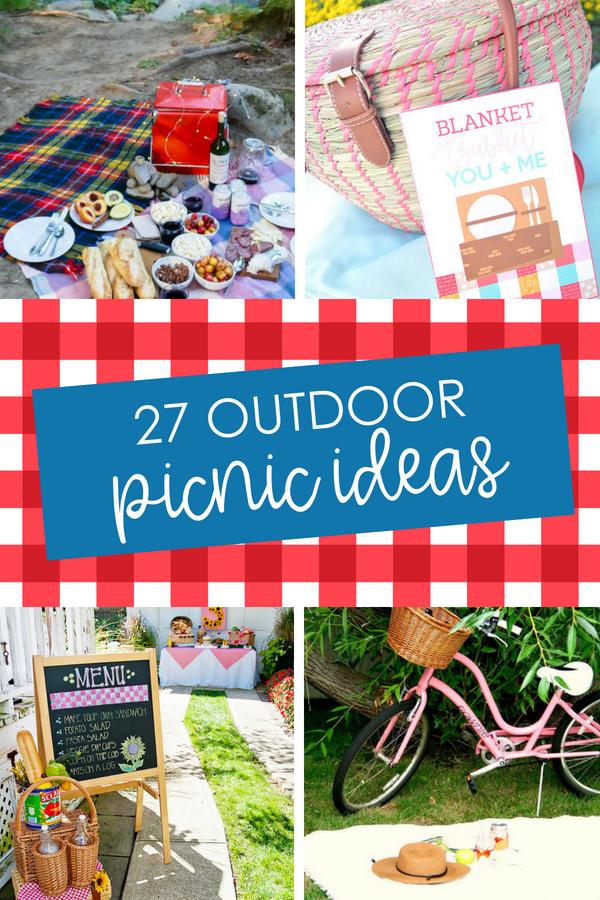 Outdoor Picnic Ideas