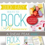 Quick & Easy Ways to Rock the Romance Ebook