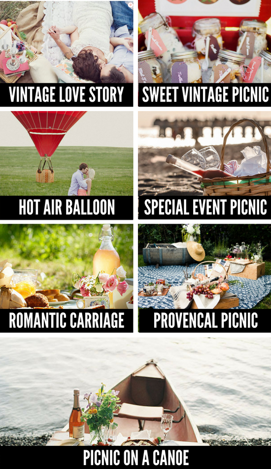 Sexy picnic ideas