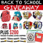The Ultimate Back to School Giveaway