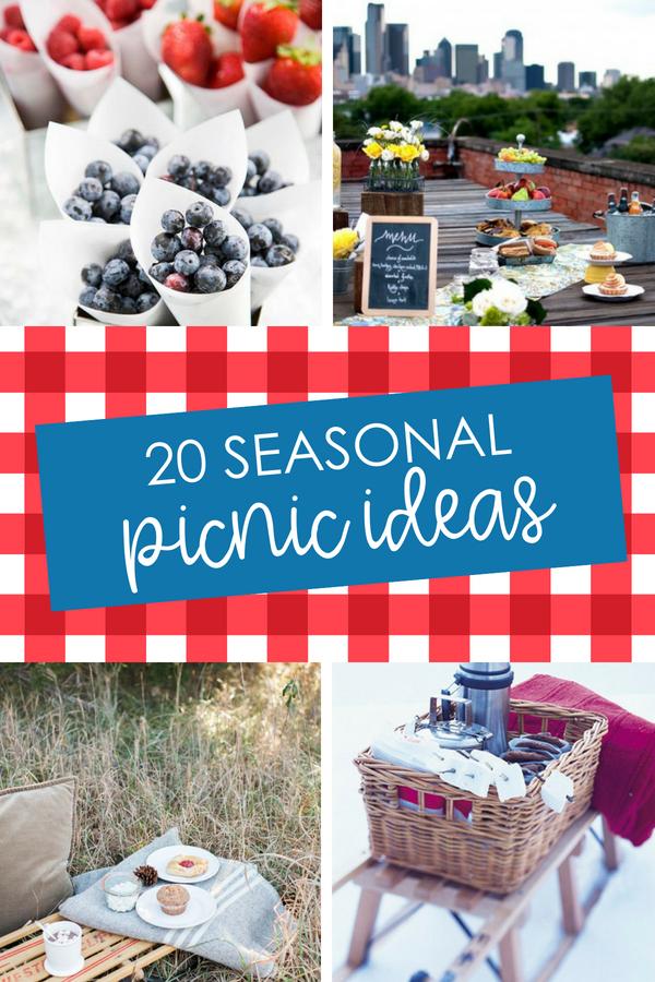 Seasonal Picnic Ideas