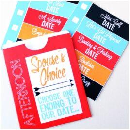 Spouse Choice Date Night