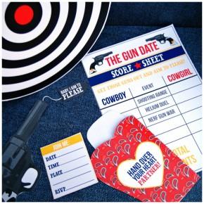 The Gun Shooting Date Night