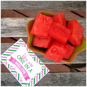 Watermelon Date Night For Two