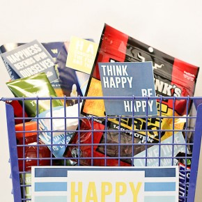 happy hubby basket