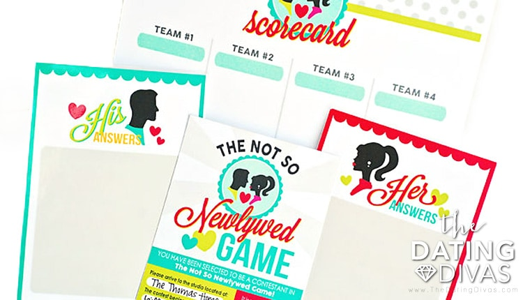 Not-So-Newlywed-Game