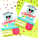 The Not-So-Newlywed Game Date Night