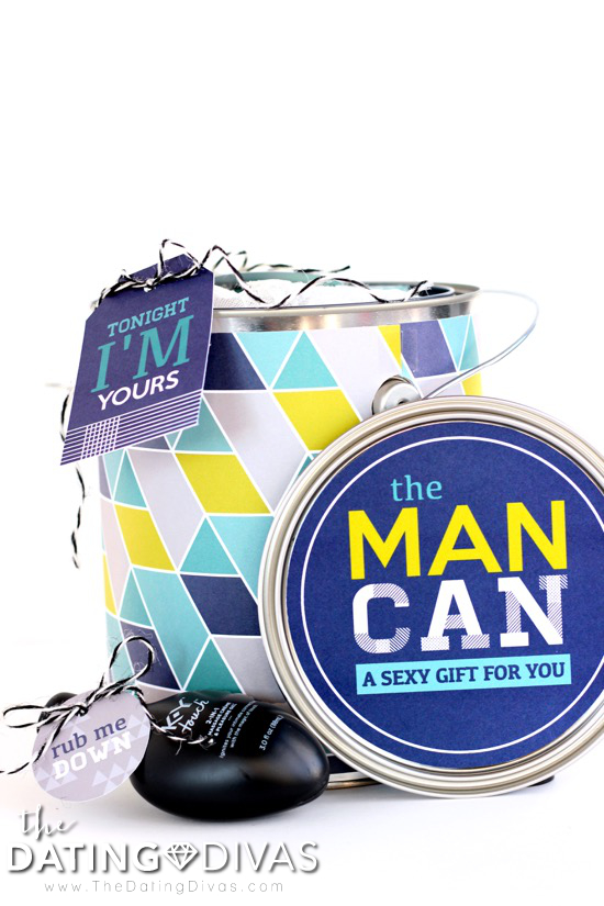 The Man Can Gift Idea