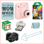 The Ultimate Mom-arazzi Giveaway