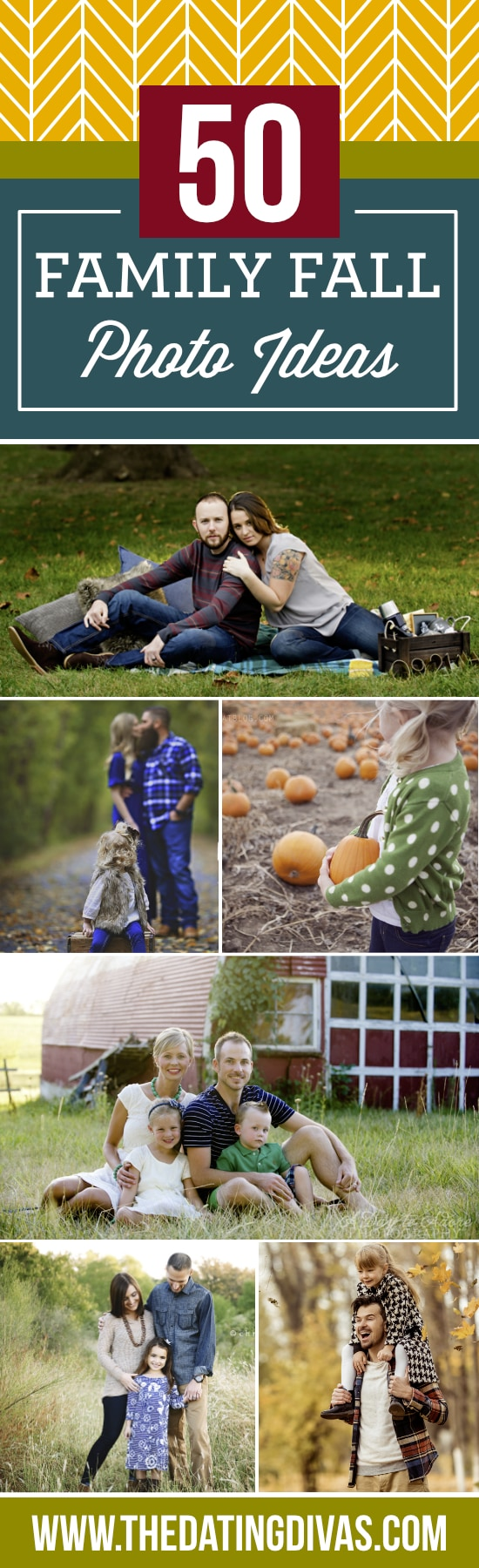 50 Fall Family Photo Ideas Gorgeous