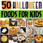 50 FUN Halloween Foods
