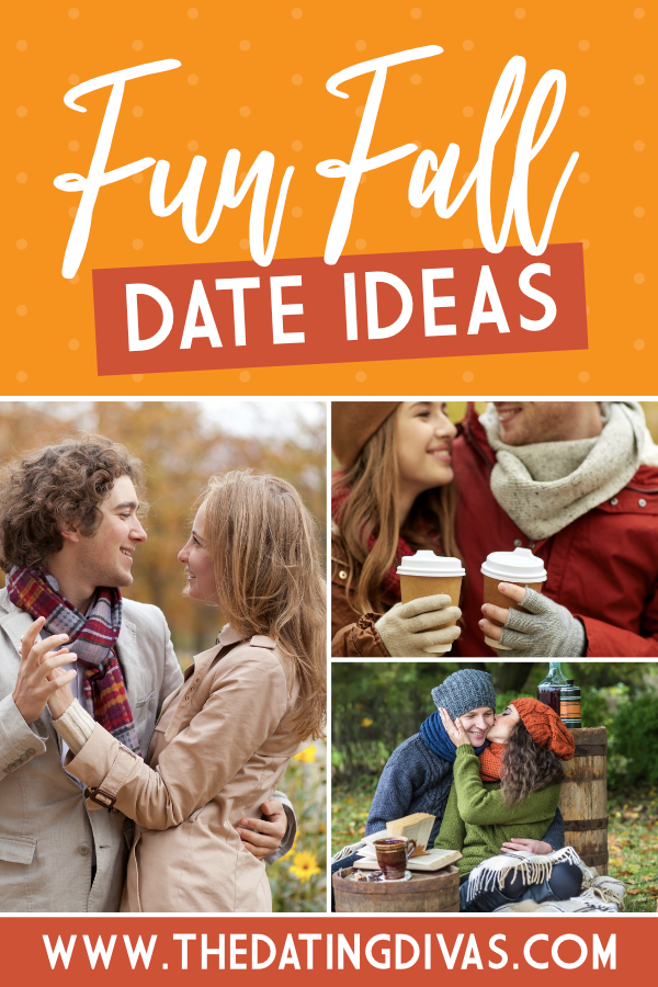 Looking for a fun Fall Date? We've got tons of fun Fall Dates to add to your Fall Bucket List! #FallDate #TheDatingDivas