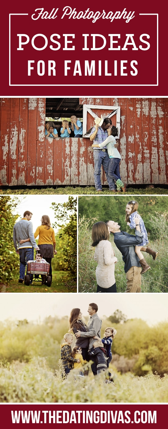 Fall Photography Pose Ideas