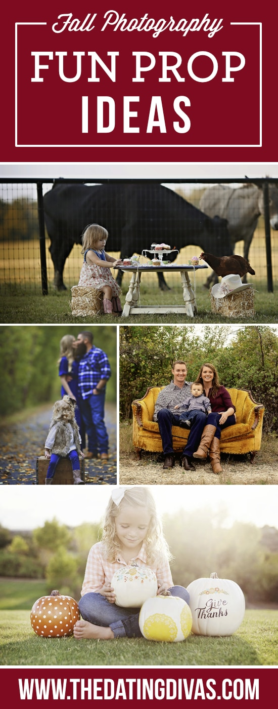 Fall Photography Prop Ideas