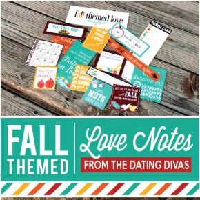 Fall Themed Love Notes