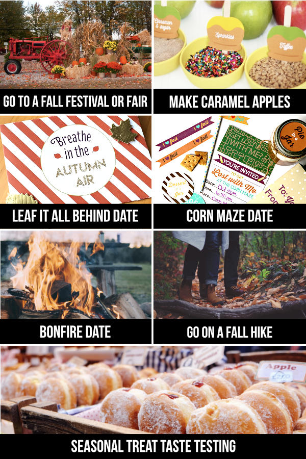 Fun Fall Date Ideas