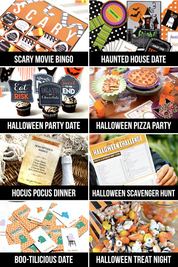 Halloween Date Ideas