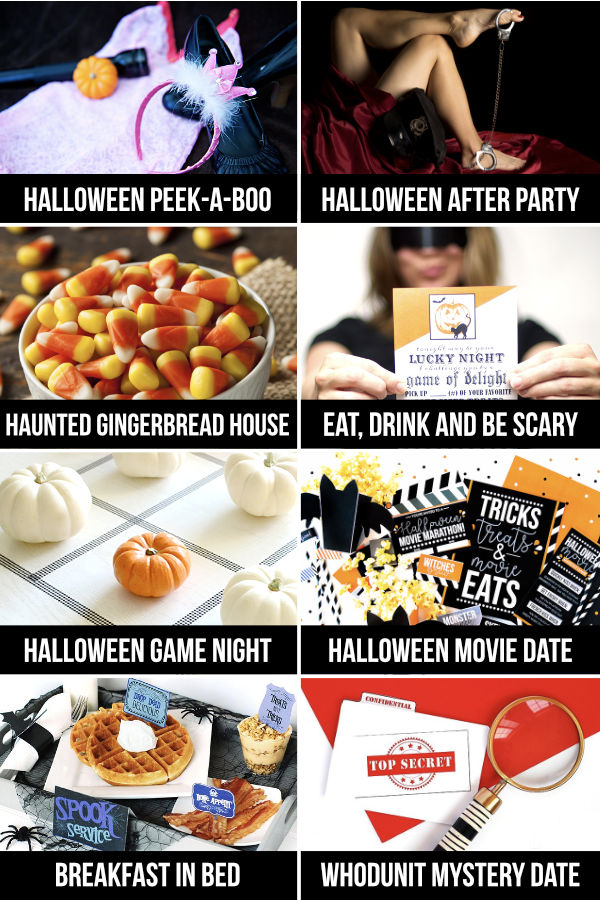 Halloween Dates
