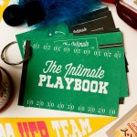 Intimate Football Bedroom Playbook